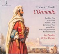 Francesco Cavalli: L'Ormindo - Benoît Arnould (baritone); Dominique Visse (counter tenor); Howard Crook (tenor); Jacques Bona (baritone);...