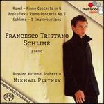Francesco Tristano Schlimé, Piano