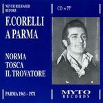 Franco Corelli A Parma Vol. 1