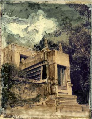 Frank Lloyd Wright: The Romantic Spirit - Bishop, Carol, and Stipe, Margo (Introduction by)