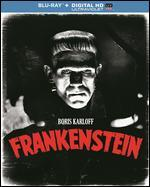 Frankenstein [Includes Digital Copy] [UltraViolet] [Blu-ray] - James Whale