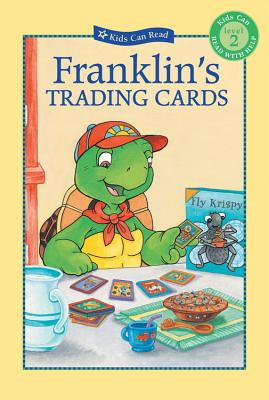 Franklin's Trading Cards - Jennings, Sharon (Adapted by), and Southern, Shelley (Adapted by), and Sinkner, Alice (Adapted by)