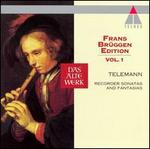 Frans Brüggen Edition, Vol. 1: Telemann Recorder Sonatas and Fantasias