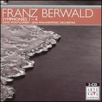 Franz Berwald: Symphonies Nos. 1-4