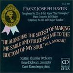 "Franz Joseph Haydn: Symphony No. 22 ""The Philosopher""; Piano Concerto in D major; Symphony No. 104 ""London"""