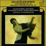 Franz Krommer: Concertino Op. 39; Sinfonia Concertante Op. 70