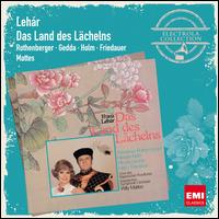 Franz Lehár: Das Land des Lächelns - Anneliese Rothenberger (vocals); Harry Friedauer (vocals); Jobst Moeller (vocals); Nicolai Gedda (vocals);...