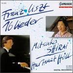Franz Liszt: 16 Lieder