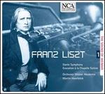 Franz Liszt: Dante Symphony; Evocation à la Chapelle Sixtine