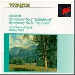 Franz Schubert: Symphonies No. 7 (8) & No. 8 (9)