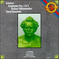 Franz Schubert: Symphonies Nos. 3 & 5 - Berlin Philharmonic Orchestra