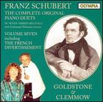 Franz Schubert: The Complete Original Piano Duets, Vol. 7