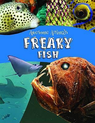 Freaky Fish - Huggins-Cooper, Lynn