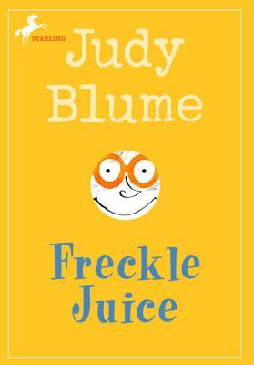 Freckle Juice - Blume, Judy