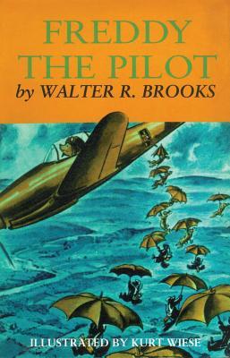 Freddy the Pilot - Brooks, Walter R