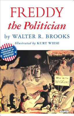 Freddy the Politician - Brooks, Walter R