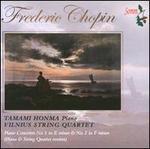Frederic Chopin: Piano Concertos No. 1 in E minor & No. 2 in F minor (Piano Quartet Version)