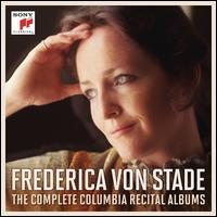Frederica von Stade: The Complete Columbia Recital Albums - Alvin Brehm (bass); André Previn (piano); Andreas Schmidt (baritone); Ani Kavafian (violin); Armand Arapian (baritone);...
