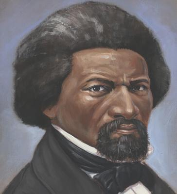 Frederick's Journey: The Life of Frederick Douglass (a Big Words Biography) - Rappaport, Doreen, and Ladd, London (Illustrator)