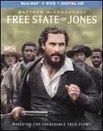 Free State of Jones [Includes Digital Copy] [UltraViolet] [Blu-ray]