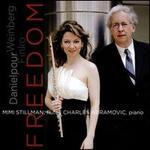 Freedom: Danielpour, Weinberg, Finko
