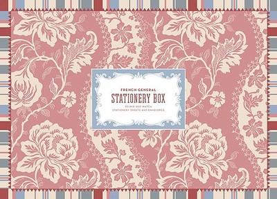 French General Stationery Box - Meng, Kaari