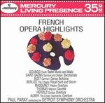 French Opera Highlights