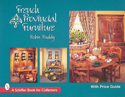 French Provincial Furniture - Ruddy, Robin