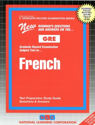 French - National Learning Corporation (Editor)