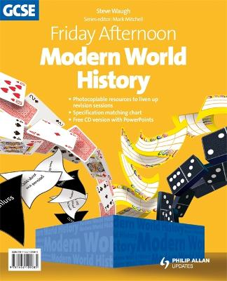 Friday Afternoon Modern World History GCSE Resource Pack + CD - Waugh, Steve