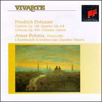 Friedrich Dotzauer: Chamber Music For Strings - Anner Bylsma (cello); Jody Gatwood (violin); Kenneth Slowik (cello); L'Archibudelli; Lisa Rautenberg (viola);...