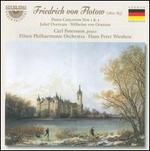 Friedrich von Flotow: Piano Concertos Nos. 1 & 2; Jubel Overture; Wilhelm von Oranien