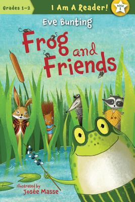 Frog and Friends - Bunting, Eve