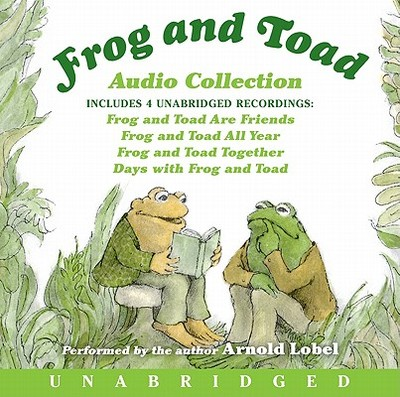 Frog and Toad CD Audio Collection: Frog and Toad CD Audio Collection - Lobel, Arnold (Read by)
