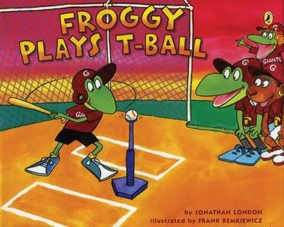 Froggy Plays T-Ball - London, Jonathan