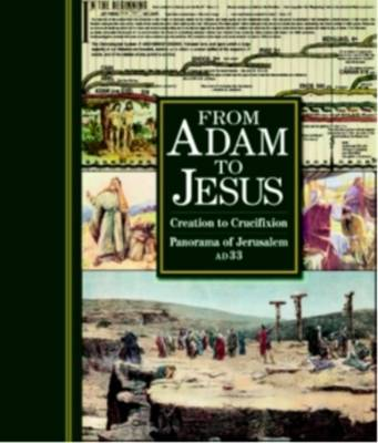 From Adam to Jesus - Hull, Edward, and Piglhein, Bruno, and Jordan, Samuel T.