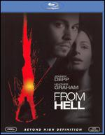 From Hell [Blu-ray] - Albert Hughes; Allen Hughes