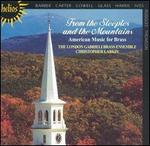 From the Steeples and the Mountains - Christopher Larkin (horn); Dave Lee (horn); James Holland (tympani [timpani]); James Holland (bells); James McLeod (violin); John Chimes (bells); John Chimes (tympani [timpani]); John Ronayne (violin); Kevin Nutty (bells); London Gabrieli Brass Ensemble