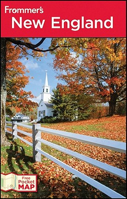 Frommer's New England - Barber, Matthew, BSC, MB, Chb, Frcs