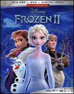 Frozen II [Includes Digital Copy] [Blu-ray/DVD]
