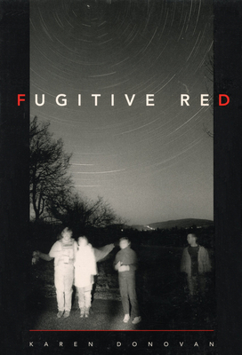 Fugitive Red - Donovan, Karen
