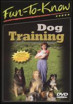 Fun To Know: Dog Training