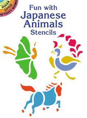 Fun with Japanese Animals Stencils - Harper, Ellen