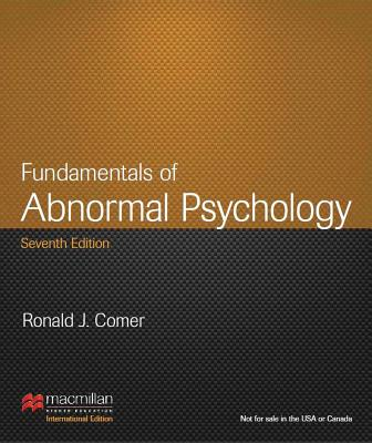 Fundamentals of abnormal psychology book by ronald j comer phd fundamentals of abnormal psychology book by ronald j comer phd 18 available editions alibris books fandeluxe Gallery