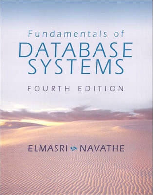 Fundamentals of Database Systems/Oracle 9i Programming - Elmasri, Ramez, and Navathe, Shamkant B, and Sunderraman, Rajshekhar