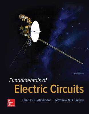 Fundamentals of Electric Circuits - Alexander, Charles