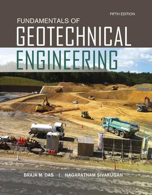 Fundamentals of Geotechnical Engineering - Das, Braja M.