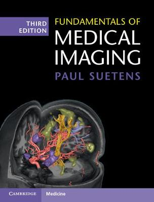 Fundamentals of Medical Imaging - Suetens, Paul