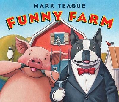 Funny Farm - Teague, Mark