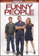 Funny People [Rated/Unrated Versions]